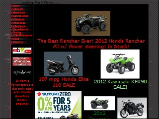Dynamic Powersports, 17330 E 9 Mile Rd, Eastpointe, Macomb